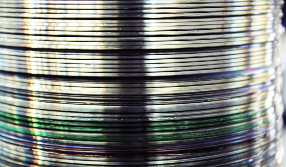 CD Spindel