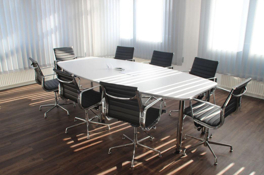 Stilvolle Location für Businesstermine und Meetings